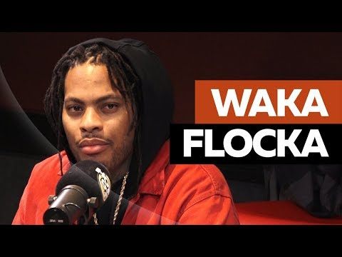 Interview : Waka Flocka Speaks On Gucci Mane, Being A Internet Rapper + More