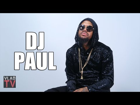 Interview : DJ Paul Speaks on Paying for Everything in Cash, Including His 8 Houses, Cars
