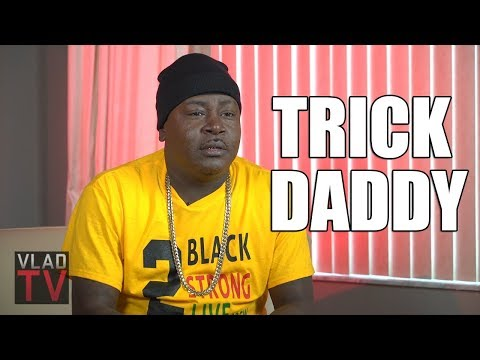 Trick Daddy Goes In on Gangsta Rappers Today Wearing Lipstick and Nail Polish (Part 1)