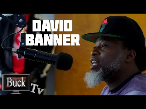 David Banner says Most Black Entertainers are Scared To Challenge Their Oppressor!
