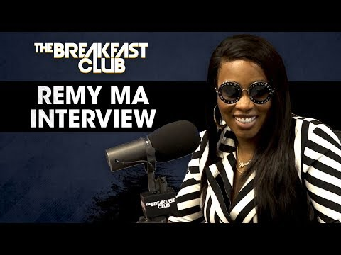 Interview : Remy Ma Talks Lil' Kim, Nicki Minaj Why Pappoose Isn't On Her Album