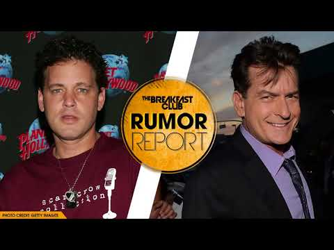 Charlie Sheen Accused of Sexually Assaulting 13-Year-Old Corey Haim