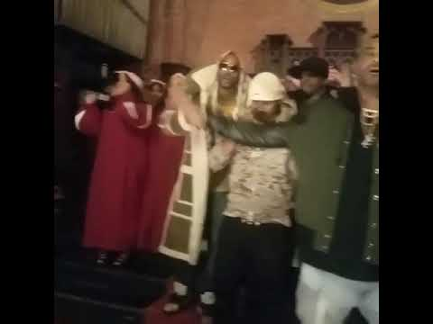 "Dipset On Set For ""Once Upon A Time """
