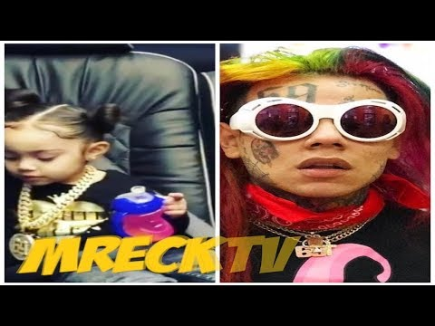 6ix9ine:Last Year I Didn't Have Money To Buy Pampers For My Daughter, Shows $100K