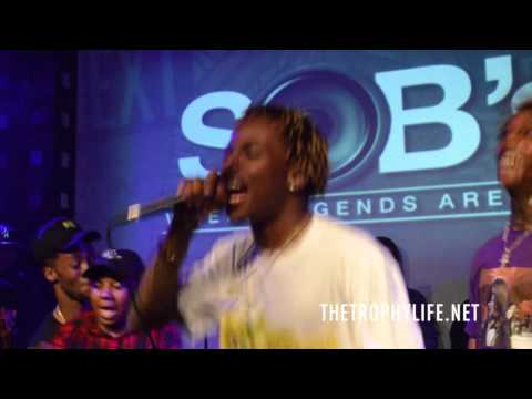 "[Video] Rich The Kid & Famous Dex Turn Up For ""Trap Talk"" Release Party!"