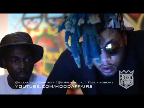 Cooking Beats Episode 5: Will-A-Fool, TM88 & Bobby Kritical Collaborate On A Beat