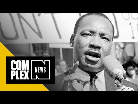 MLK Wasn't Very Popular When He Was Alive