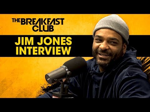 Interview : Jim Jones Talks Dipset Reunion,New EP , Has A Message For Mase