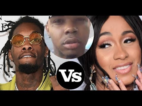 Relationships : Cardi B DUMPS Offset of Migos Because Her Boyfriend Tommy Geez is Finally Home