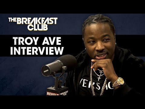 Troy Ave Takes The Stand On The Breakfast Club, Talks '2 Legit 2 Quit', Street Cred + More