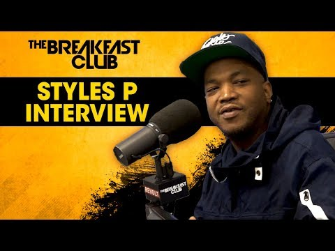 Styles P Speaks On The Need For Competition In Hip-Hop, His New Album, Life Balances + More