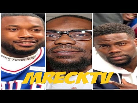 Beanie Sigel Don't Care If Meek Mill Is Home & Aint Feelin Kevin Hart Either!