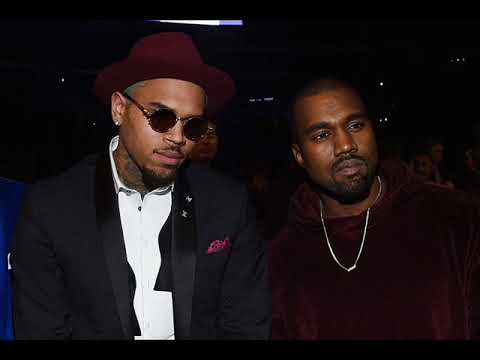 Kanye West Responds To  Chris Brown Calling Him A Clown