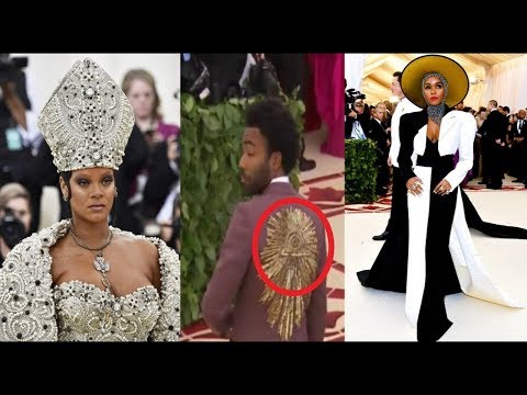 Red Pill- The Truth abut Met Gala, History of Catholicism, and Esoteric Symbolism