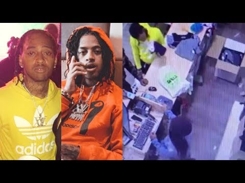 Rapper Jose Guapo Caught Stealing 30 Dollar Joggers & He Responds