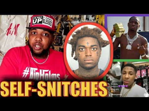 Social Media: a Criminal's body CAM/How to SELF-SNITCH Correctly!!