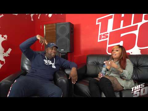 Lethal Lipps Speaks On Sucking The Soul Out Of Bow Wow + Is She The Reason Cam'ron & JuJu Broke Up @iampvnch