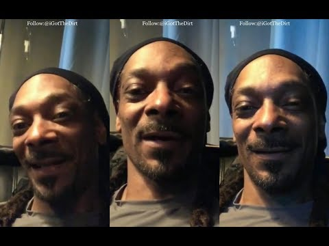 Snoop Dogg Speaks On Woah Vicky Disrespecting Him