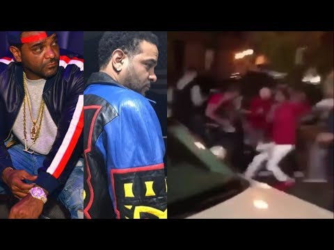 Jim Jones Responds To Springfield Goons Running Down on Him & His Squad