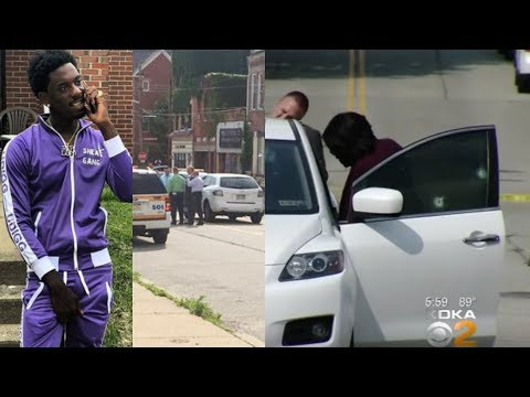 Rapper Jimmy Wopo K*lled in Drive By!