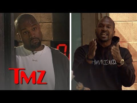 Kanye West's Rant In TMZ Office (Extended Cut)