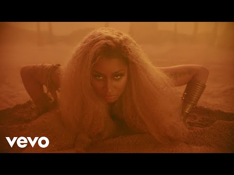 Nicki Minaj - Ganja Burn (Official Video)