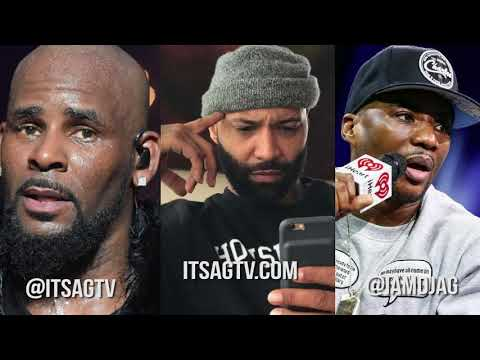 Joe Budden Reacts To R. Kelly's 19-Minute Song & Speaks on Charlamange's Sexual Assault of Teenage Girl