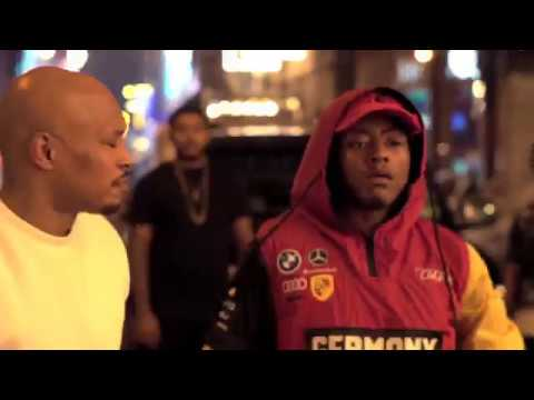 Sticky Fingaz FT Cassidy - Made Me ( Official Video )