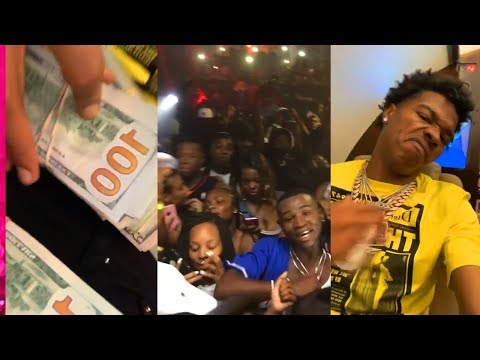 Lil Baby gets Paid $50,000 just to SHOW UP at a CLUB