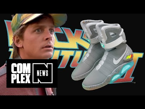 How the Auto-Lacing Nike Mag Became a Reality