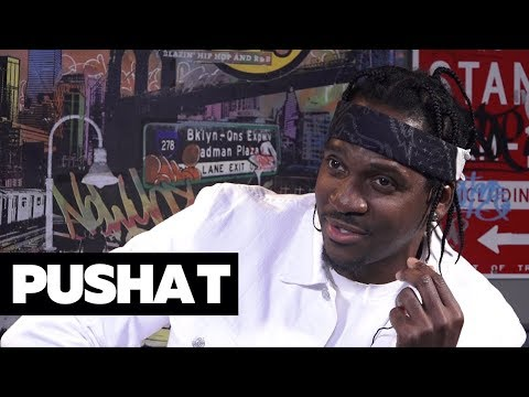Pusha Breaks It All Down with #MrChimney AKA Funk Flex