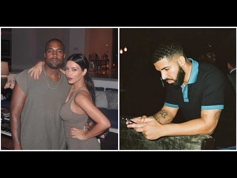 This is the Video that made Kanye West call out Drake on IG about his 'Kiki Do you love me' song