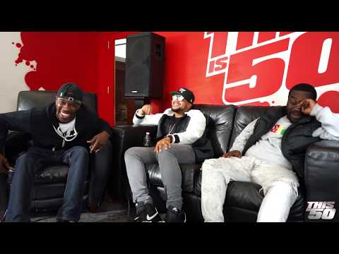Interview : Cardan & Meeno Talk Forming HARLEM WORLD With Mase ; 50 Cent Dissing Them in 'How to Rob' + More