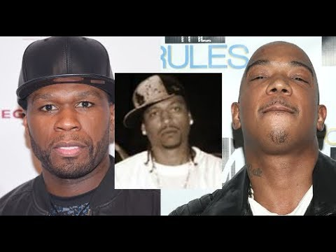 JA RULE DARES 50 CENT to Come to His Show on Sunday,