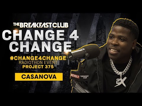 Interview : Rapper Casanova Opens Up About PTSD (Speaks On Losing His Mind A Few Times)
