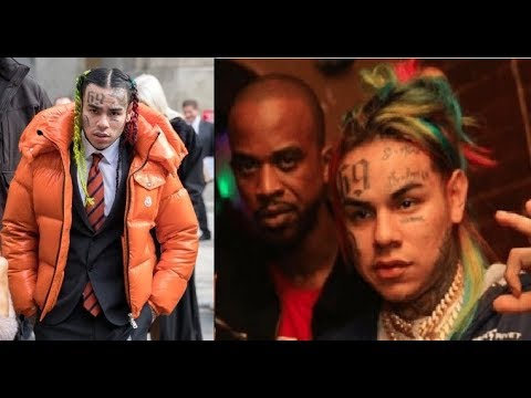 6ix9ine Moved From Brooklyn MDC to Secluded Holding Area for his Own Safety.