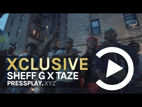 Sheff G X Taze - Zoo (Music Video) Prod By. Kayman X MikaBeats | Pressplay
