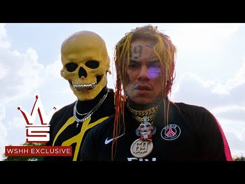 "Vladimir Cauchemar & 6IX9INE ""Aulos Reloaded"" ( Official Music Video)"