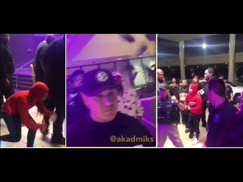 The Truth on what Happened between 6ix9ine and YG Goons at ComplexCon. Was DJ Akademiks in a BUSH?