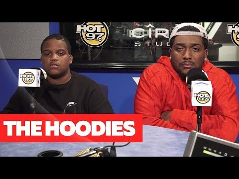 BARS : THE HOODIES FREESTYLE ON FLEX