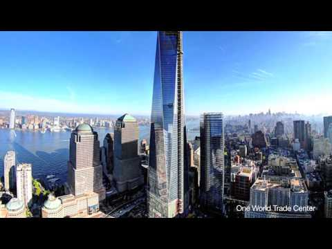One World Trade Center Is Now America's Tallest Building