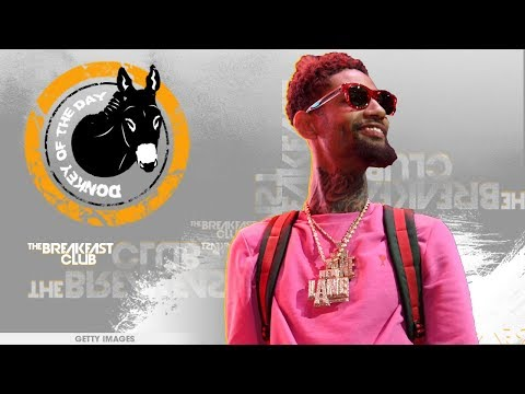 WTH : PnB Rock Urinates All Over Hotel Room After Being Kicked Out
