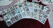 Complete 1964 Set Of 64 Bubble Gum Color Cards By Topps - Front