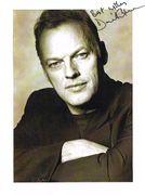 David Gilmour Portait