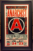 The Anarchist Autographed Poster