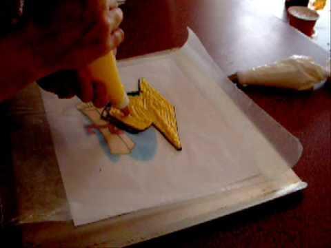 FBCT  How to do a Frozen Buttercream Transfer