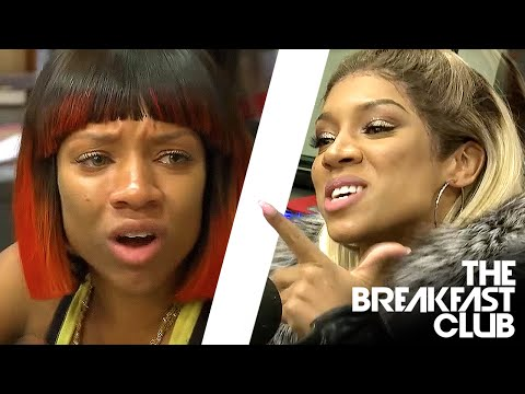 Behind The Meme : Lil Mama (Talks Crying at TBC, Dating Rumors And Freestyles! )