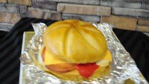 Egg Sandwich Cake