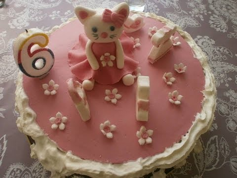 GUMPASTE HALLO KITTY