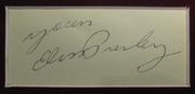 PresleyCollectibles.com Autographs